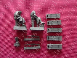 Wholesale quot S Red Army Artillerymen At Rest Kit include two figures and five mm mortar ammo boxes quot