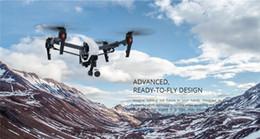 Promotion 4k caméra drone DJI Inspire 1 Drone avec 4K caméra FPV Quadcopter Drone Deformé transformant Dual Control Quadcopter RC Drohne UAV