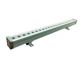 DMX512 outdoor waterproof IP65 24*10w rgbw Led Wall Washer light led bar stage light effect light