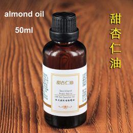 Wholesale Pure Sweet Almond Oil Cold Pressed Pure Organic ml pc Skin Care