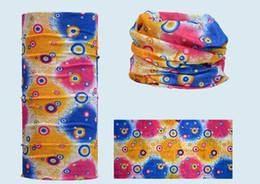 Vente en gros 2017 Seamless Bandana Headwear écharpe enveloppe ensemble Braga cuello cou tête plus chaud foulard tube snood masque à partir de polyester tube foulard fabricateur