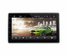 Wholesale 2 Go de RAM Octa Core Android Universal Car dvd gps navigation Avec voiture Bluetooth Bluetooth G WIFI Go ROM TV USB DVR voiture DVD