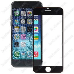 100PCS Front Outer Touch Screen Glass Lens Replacement for iPhone 6 6s Plus iPhone 7 Plus free Shipping