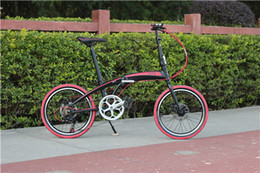 Wholesale Folding bicycles urban outdoor sports bikeHITO X4 home furnishings export car production and of inches