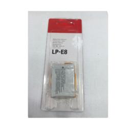Wholesale LP E8 Batería original de la cámara fotográfica digital Cámara LPE8 Batería del Li ion Para Canon EOS D D D D Beso X4 X5 X6i X7i Rebel