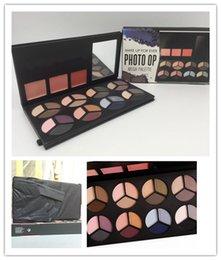 Wholesale Maquillaje ojos Smash Foto Op Mega paleta colores Blush colores sombra de ojos con rimel en stock