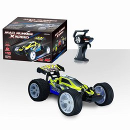 Wholesale Newest Boys RC Car Electric Toys Remote Control Car WD Shaft Drive Truck High Speed Controle Remoto Dirt Bike Drift Car