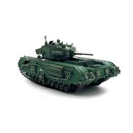 3D Metal Puzzle Churchill Tank Colorful Assembly Earth Model Kits Laser Cut Toy Jigsaw Artwork DIY Building Block Gift for Adults