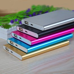 in 2017 Ultra thin slim powerbank 8800mah Ultrathin power bank for mobile phone Tablet PC External battery