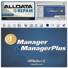 Wholesale Auto Repair Software ALLDATA ALL DATA Car Repair Software with TB Hard Disk in1 lowest price