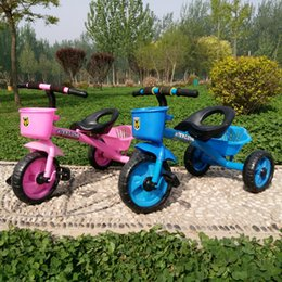 Tricycle children's bicycle three-wheeler