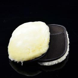 Wholesale New Delicate Best Super Soft Car Wash Mitt Deep Pile Car Cleaning Glove Wash Supplies