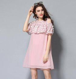 Сексуальное шифоновое платье