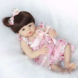 Wholesale pupular hotsale reborn baby girl doll victoria by SHEILA MICHAEL so truly real collection Christmas Gift