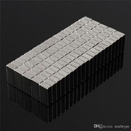2017 aimant de néodyme fort Hot Sale 200pcs 10 x 5 x 3 mm Cuboid Super Strong Block Magnets N50 Aimants en néodyme à la Terre rare Très populaire aimant de néodyme fort sortie