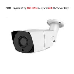 Wholesale 2 MP P CCTV Camera AHD Outdoor Bullet Security Waterproof Home Improvement Day Night Auto ICR Color B W