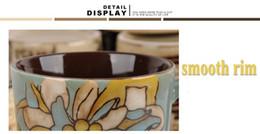 cartoon beer mug europe style freehand coffee cup ceramics