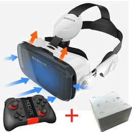 Wholesale Xiaozhai BOBOVR Z4 D Virtual Reality VR Glasses Private Theater for inches Mobile Phones Immersive Game Video