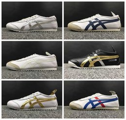 2017 Asics Onitsuka Tiger Running Shoes For Men & Women, Comfortable Top Quality MEXICO 66 Athletic Sport Sneakers Eur 36-44