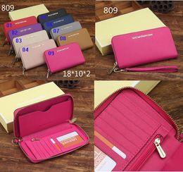 wholesale fashion England Style Leather High Quality women Handbags Pocket Card Handbag Wallets Designer Clutch Wallet
