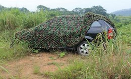 Wholesale Camouflage shade net individual tactics camouflage net outdoor camping simple awnings