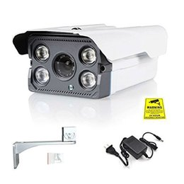 Canada Appareil photo CCTV 4xIR Array LED Light HD Balle Caméra Caméra de sécurité 1/3