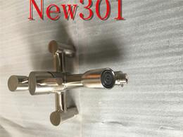 Trefilado de acero en venta-2017 nueva 301 nueva ducha llena, dibujo de alambre pulido manual puro del acero inoxidable, carrete de España. Salida de agua multifuncional.