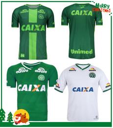 Wholesale Chapecoense Brazil Club shirt Chapecoense jersey South American Cup CAMISETAS FUTBOL