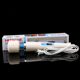 Hitachi Magic Wand Massager AV Vibrator Massager Personal Full Body Massager HV-250R 110-240V Electric US EU AU UK Plug Promotion