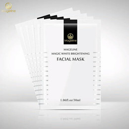 Wholesale Mageline Magic whitening radiance Almighty silk mask replenishment anti allergy acne repair box magic Hwan yan silk Mask
