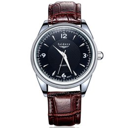 Wholesale Isidore AliExpress Ebay explosion models selling casual fashion leather watch waterproof watch men quartz digital watches