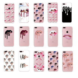 Wholesale Top Quality Kylie Cell Phone Case Color For Iphone Plus Iphone s Plus Soft TPU Cases Iphone s Factory Discount