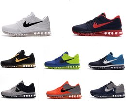Wholesale Max New Style KPU Cushion Running Shoes For Men maxes sneaker Air Cushion Surface Breathable Max Shoes size us