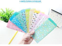 Compra Online Papelería sobre de papel-Los animales lindos de Wholesale-10PCS / lot envuelven el sobre para las invitaciones coreanas de la letra de la boda del regalo de Scrapbooking de la tarjeta papelaria