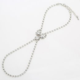 Wholesale Romantic colorful Bracelet jewelry for girl female gift Women Link Bracelet Crystal Chain Bangles Hot sell B058