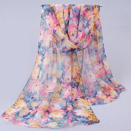 Wholesale Spanish style beach scarf ladies summer printed scarves wrap shawl fashion women spain scarf print spanish spring scarf XQ031