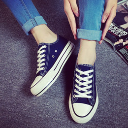 Factory price promotional price!femininas canvas shoes women and men,high Low Style Classic Canvas Shoes Sneakers Canvas Shoe Casual Fachoes