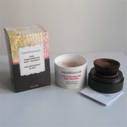 Wholesale IN Store Bare Minerals pure transformation night time powder G Clear Light Medium available from janet