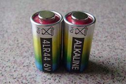1600pcs per lot free shipping 4LR44 476A 4AG13 L1325 A28 6V Alkaline battery alarm dog antibark collar,beauty pen batteries