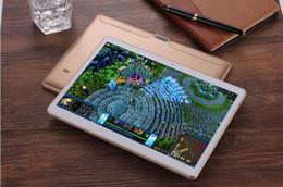 Promotion tablettes quad core Nouveau 10 pouces Original Design 3G Téléphone Appel Android 5.1 Quad Core IPS pc Tablette WiFi 2G + 16G 7 8 9 10 android tablette pc 2GB 16GB