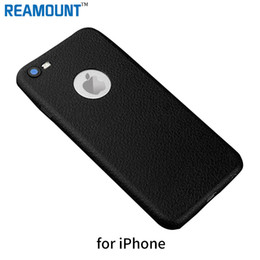 High Quality Soft Leather Skin TPU Case for iphone 6 6plus for iphone 7 7plus Moblie Phone Case Cover