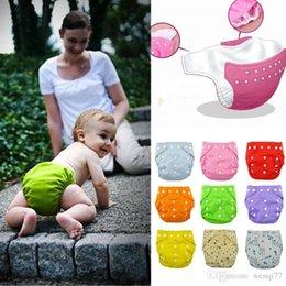 Acheter en ligne Bébé tissu réutilisable couche nappy-Couvercle de sac à couches pour bébés Couvertures de velours de bambou Couches lavables pour bébés Couches de bébé réutilisables Couche Lavable