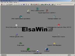 Acheter en ligne Nouveaux sièges d'automobile-2017 Nouvelle arrivée ElsaWin 5.2 travaille pour le logiciel de réparation automobile Audi / VW / Seat / Skoda Elsa Win 5.2 Livraison gratuite