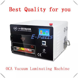 Wholesale New new version TBK LCD Repair Machine in OCA Vacuum Laminating LCD Touch Screen Digitizer Display Separator Repair Tool Kit