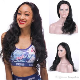 Body Wave Glueless Full Lace Wigs With Baby Hair Natural Color 130% Density Human Hair wig for Black Women Remy Hair Wigs