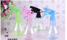 Wholesale 10pcs Plastic Bottle Sprayer Water Bonsai Succulents Plant Candy Color Watering Can Garden Tools