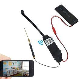 New Wifi Camera Module Super Network Camera Mini DVR Hd Video Mini Camara Wireless P2p Security Network Camera By Apps Remote 140° Wide View