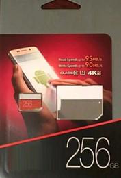 256GB 64GB 128GB microSDXC UHS-I 633X High-Performance Memory Card