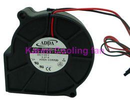 ADDA AD7524UB 7cm 24V 0.27A Inverter cooling fan AD7512HX