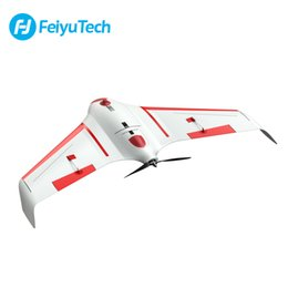 FeiyuTech official store 2m wingspan RTF assembly model with panda2 system FY X8 EPO Aerial surveying and mapping plane